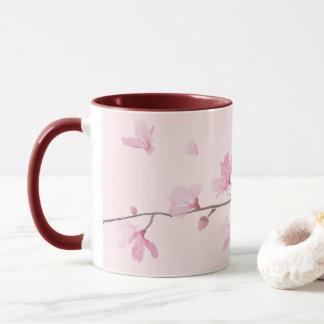 Cherry Blossom - Pink Mug