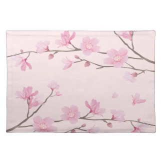Cherry Blossom - Pink Placemat