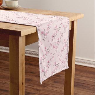Cherry Blossom - Pink Short Table Runner