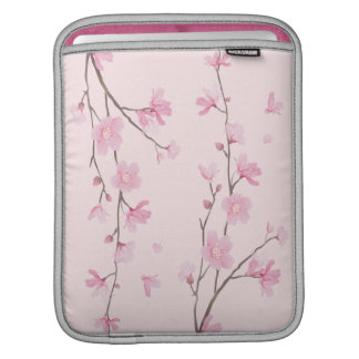 Cherry Blossom - Pink Sleeves For iPads