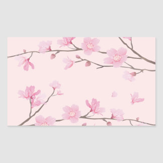Cherry Blossom - Pink Sticker
