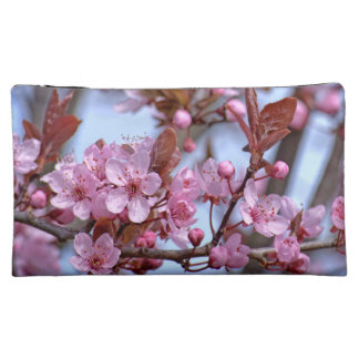 Cherry Blossom Pink Style Makeup Bags