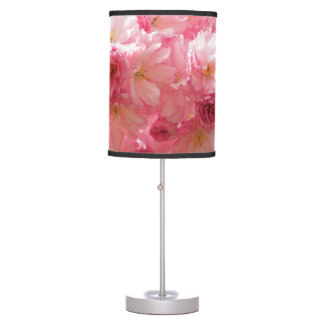 Cherry Blossom Pink Style Table Lamp
