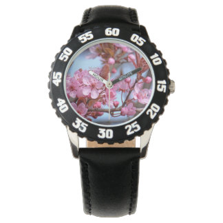 Cherry Blossom Pink Style Watches