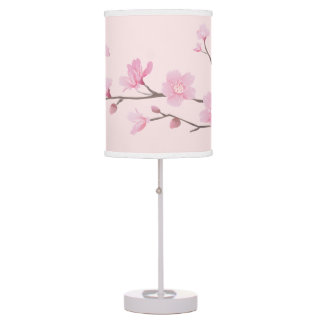 Cherry Blossom - Pink Table Lamp