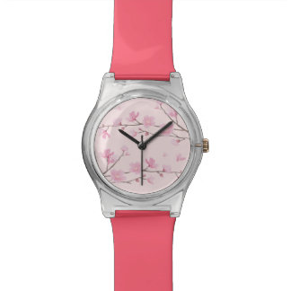 Cherry Blossom - Pink Watch