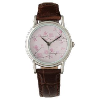 Cherry Blossom - Pink Watch