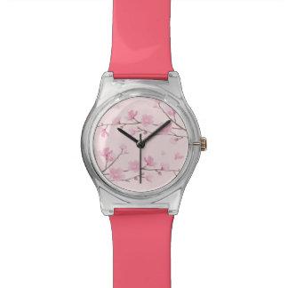 Cherry Blossom - Pink Wrist Watch