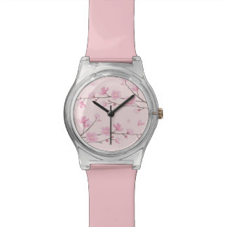Cherry Blossom - Pink Wristwatches
