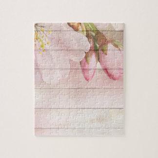 Cherry Blossom Puzzles