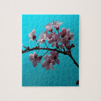 Cherry Blossom Puzzles