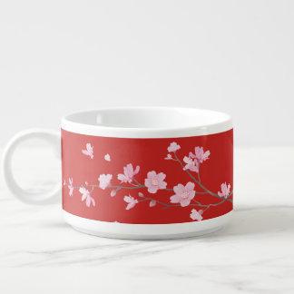 Cherry Blossom - Red Bowl
