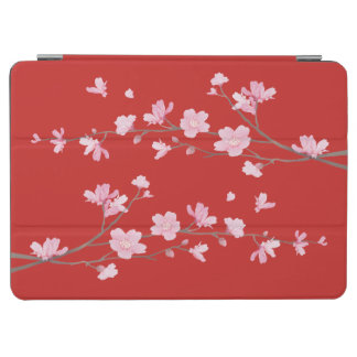 Cherry Blossom - Red iPad Air Cover