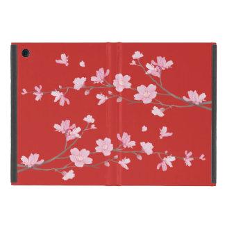 Cherry Blossom - Red iPad Mini Case