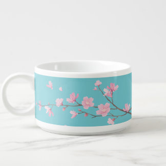 Cherry Blossom - Robin egg blue Bowl