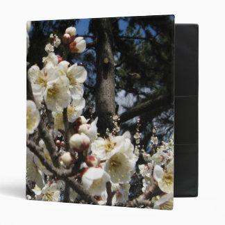Cherry Blossom / Sakura / サクラ(桜) 3 Ring Binder