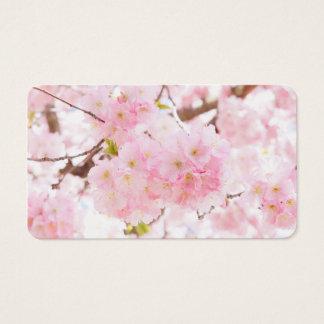 Cherry Blossom Sakura Business Card