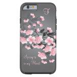 Cherry blossom (Sakura) Monogram