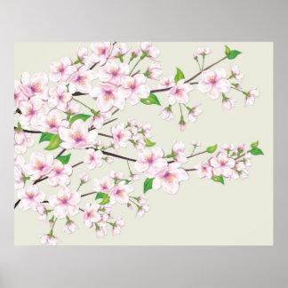 Cherry Blossom Sakura Print