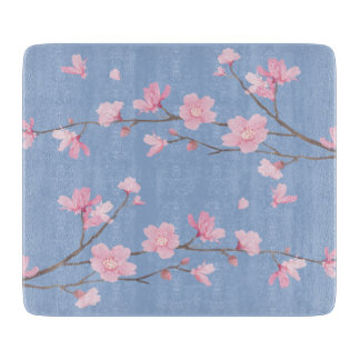Cherry Blossom - Serenity Blue Boards