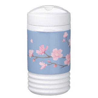 Cherry Blossom - Serenity Blue Cooler
