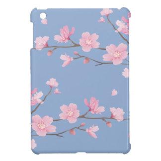 Cherry Blossom - Serenity Blue Cover For The iPad Mini