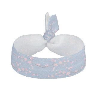 Cherry Blossom - Serenity Blue Hair Tie