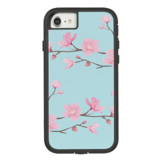 Cherry Blossom - Sky Blue Case-Mate Tough Extreme iPhone 8/7 Case