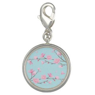 Cherry Blossom - Sky Blue Charms