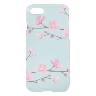 Cherry Blossom - Sky Blue iPhone 7 Case