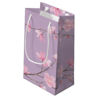 Cherry Blossom Small Gift Bag