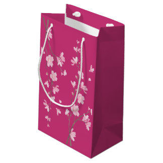 Cherry Blossom Small Gift Bag
