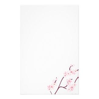 Cherry Blossom Stationary Stationery