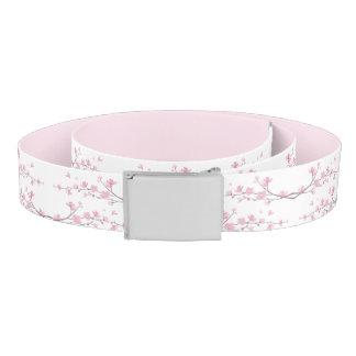 Cherry Blossom - Transparent Background Belt