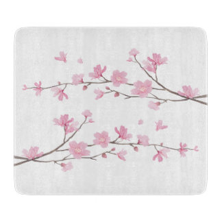 Cherry Blossom - Transparent Background Boards