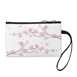 Cherry Blossom - Transparent Background Coin Purse