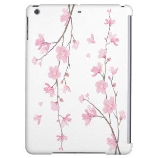 Cherry Blossom - Transparent Background iPad Air Cover