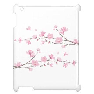 Cherry Blossom - Transparent Background iPad Case