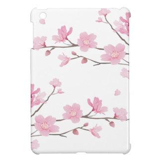 Cherry Blossom - Transparent-Background iPad Mini Case