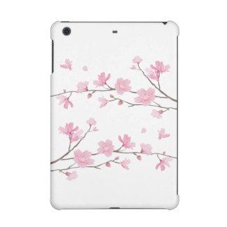 Cherry Blossom - Transparent Background iPad Mini Cover
