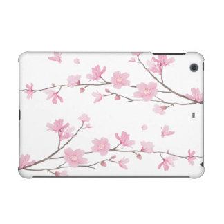 Cherry Blossom - Transparent Background iPad Mini Retina Cover