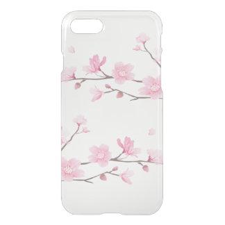 Cherry Blossom - Transparent Background iPhone 8/7 Case