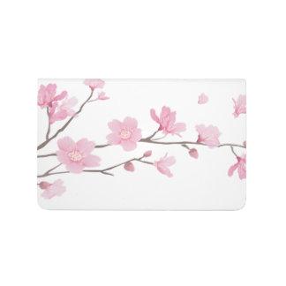 Cherry Blossom - Transparent Background Journals