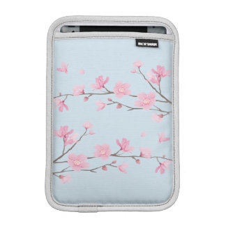 Cherry Blossom - Transparent Background Sleeve For iPad Mini