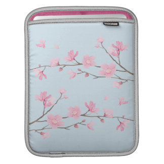 Cherry Blossom - Transparent Background Sleeve For iPads