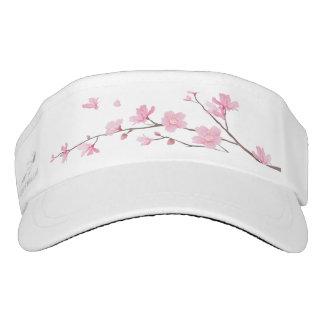 Cherry Blossom - Transparent Background Visor