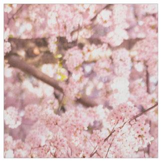Cherry Blossom Trees Fabric