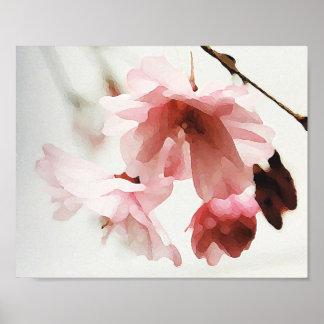 Cherry Blossom Wall Art