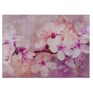 Cherry Blossom Watercolor Art Boards