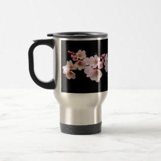 Cherry Blossoms A Go-Go Travel Mug